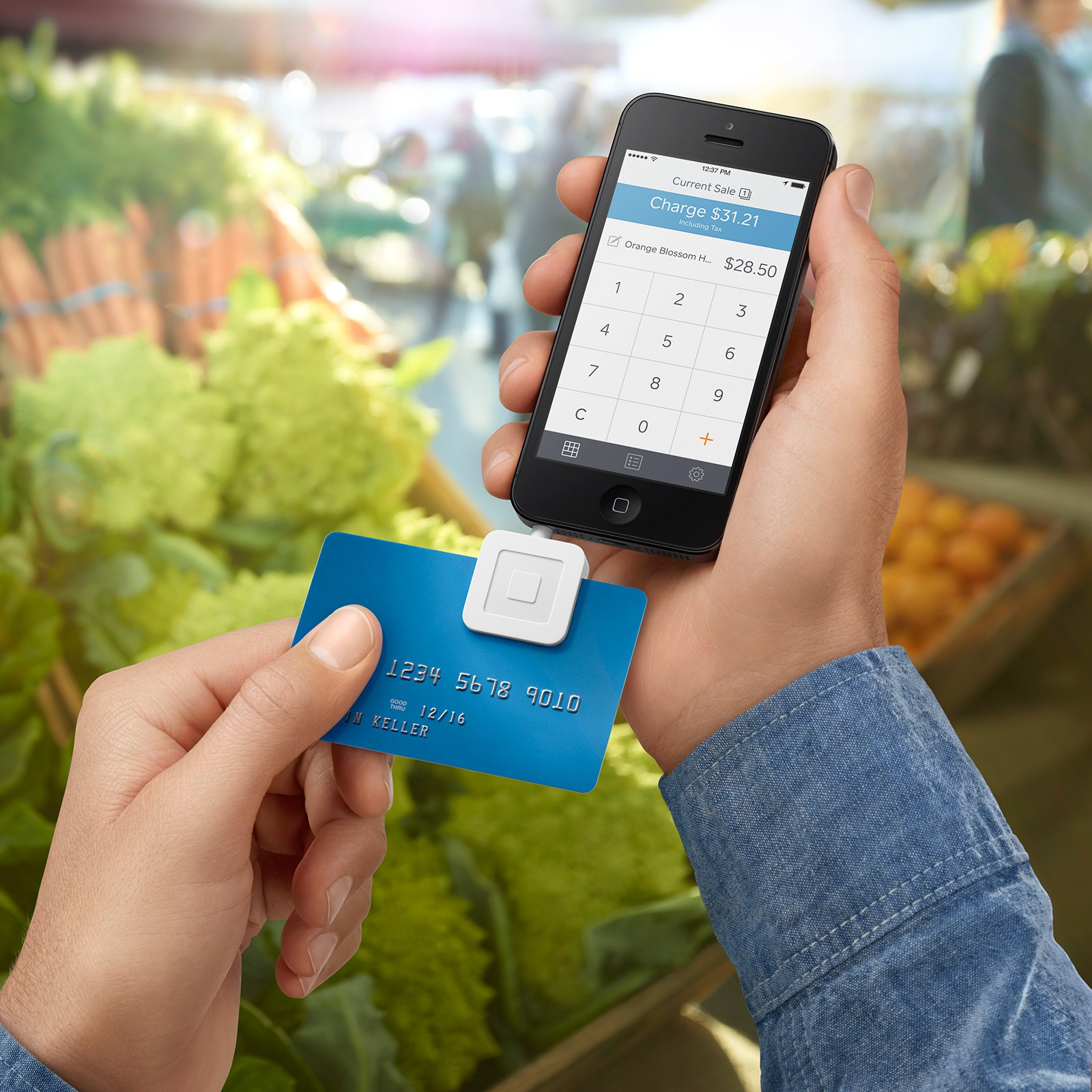 5 Mobile Credit Card Processor Options For Your Small Business ...