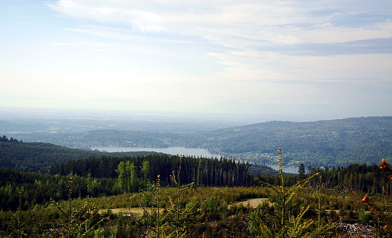 Galbraith Peak in Bellingham