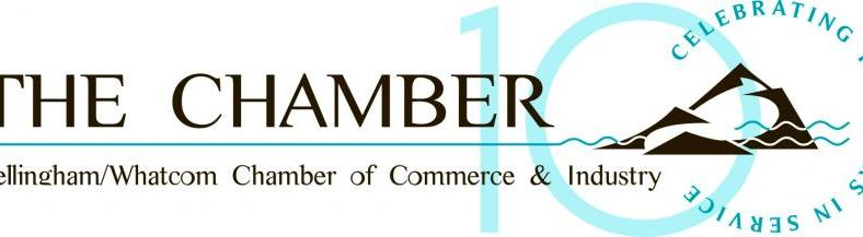 Whatcom Chamber of Commerce and Industry Banner