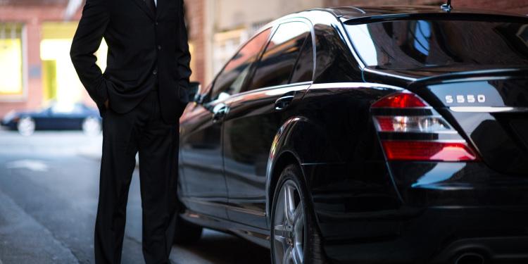 Black Car Uber Driver Bellingham