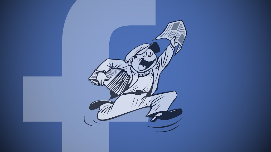 Facebook news logo for Bellingham Business News