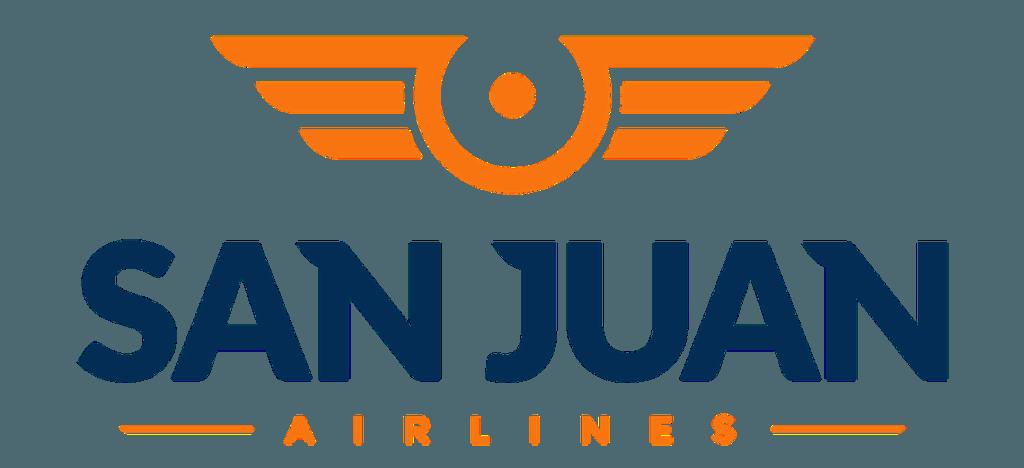 Bellingham Airline San Juan Airlines Logo
