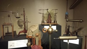 Early electrical inventions exhibit