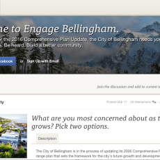 Engage Bellingham Home Page Screencap BBN