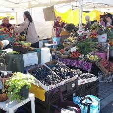 Bellingham Farmers Market Vegetables and Fruit